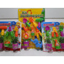 Jardim Kit Infantil Colorido Regador Flor Acessorios