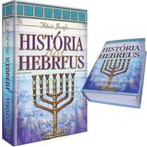 Historia Dos Hebreus Obra Completa Livro De Flavio Josefo A4