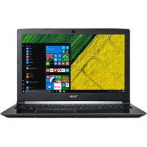 Notebook Acer® A515-51-56k6 15.6  Preto Intel® Core I5