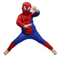 Fantasia Homem Aranha / Spider Man - Infantil - P / M / G