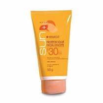 Avon Sun Protetor Solar Facial Fps 30