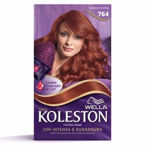Tinta Creme Koleston N° 764 Vermelho Fashion