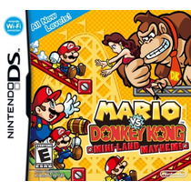 Mario Vs. Donkey Kong: Mini-land Mayhem! Ds Nintendo