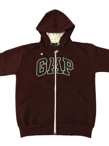fa06bb1cc Moletom Gap Feminino Casaco Canguru Blusa De Frio Com Ziper. R  59.9