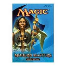 Jogo Tabuleiro Modern Masters Booster Packs 15 Cartas 2015