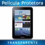 Película Tablet Samsung Galaxy Tab 2 7 Polegadas Oferta