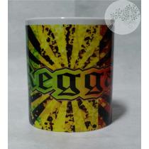 Caneca Personalizada Reggae