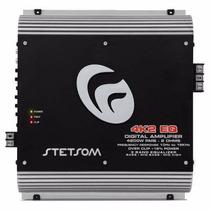 Módulo Amplificador Stetsom 4k2 Eq 4200w Rms Substituto 3k7