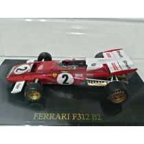 1/43 Ixo F1 Ferrari F312 B2 Jacky Ickx 1971 Formula 1