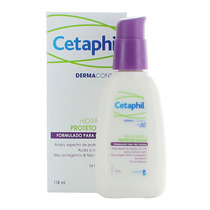 Protetor Solar Cetaphil Dermacontrol Fps30 Hidratacao 118 Ml