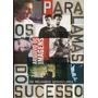 Dvd Os Paralamas Do Sucesso - Arquivo De Imagens