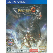 Monster Hunter Frontier G7 Premium Package Ps Vita