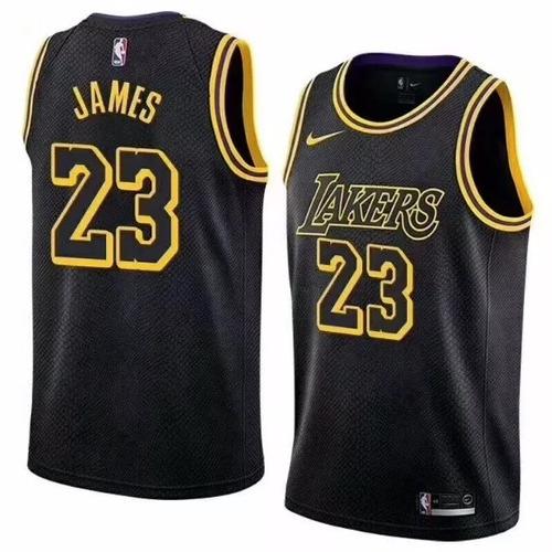 1412b244c Camiseta Regata Lakers Nº23 Lebron James à venda em Horto Florestal ...
