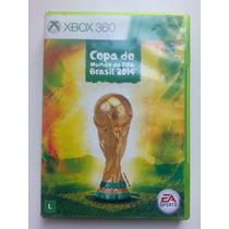 Copa Do Mundo Da Fifa Brasil 2014 Xbox 360 Midia Fisica