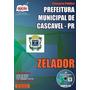 Apostila Zelador Concurso Prefeitura Cascavel Pr Parana