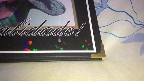 Livro De Assinatura 3d Holográfico