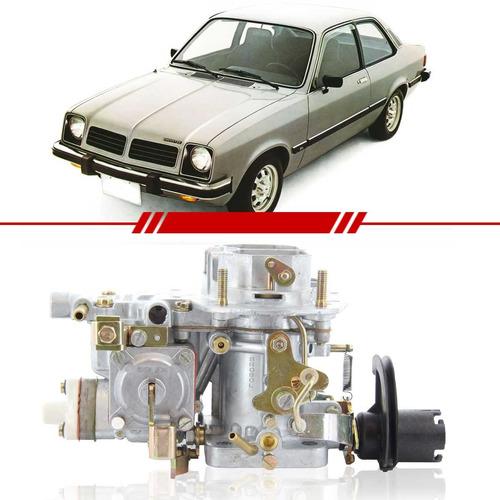 Carburação Chevette 1.4 Solex Brosol 78 79 80 81 82 Gasolina