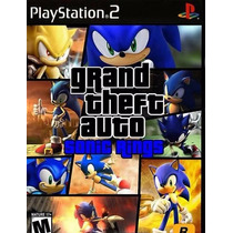 Patch Gta Sonic Play2