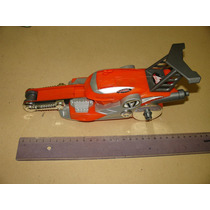 = Hot Wheels = Moto X Triciclo Dragster Laranja Mattel Fogue