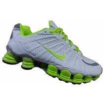 Nike Shox 12 Molas Tlx Masculino Original Pronta Entrega