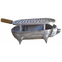 Churrasqueira Aluminio Fundido Porcão Oferta Mercado Livre