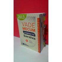 Livro Vade Mecum Compacto 2013 9ª Edição * Frete Grátis!!!