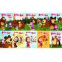 Coleção Masha E O Urso + Contos Da Masha + Filme - 10 Dvd's
