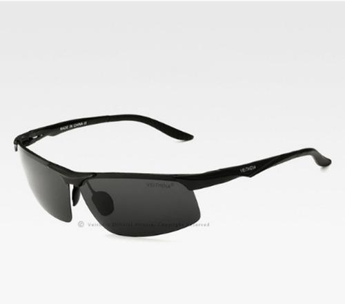 75b52231954cd Óculos Sol Masculino Polarizado Veithdia 6502 Uv400 Promoção