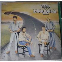 Lp Banda De Rodagem - Com Encarte - 1988