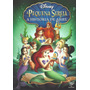 Dvd A Pequena Sereia A História De Ariel Disney Original