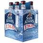 Cerveja Samuel Adams Light - Caixa 6 Long Neck 355ml.