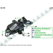 Regulador Voltagem Fiat Palio Weekend 1.6 98/... - Gauss