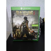 Dead Rising 3 100% Português Mídia Física Xbox One Lacrado