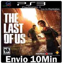 The Last Of Us [*** Jogo Dublado Português Psn Ps3 Play3 **]