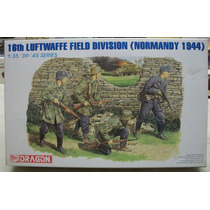 Dragon Figuras 18th Luftwaffe Division