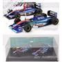2x 1/43 Set Equipe Jordan Rubens Barrichello F1 1993 & 1994