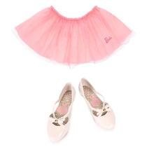 10% Off Sapatilha Infantil Barbie Ballet 21391