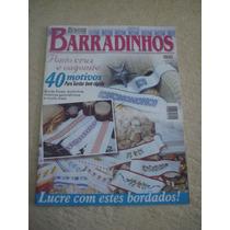 Revista Pontos De Bordar Barradinhos Ponto Cruz Vagonite Nº9