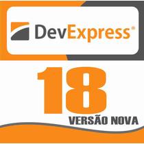 Devexpress 18.1.3 Universal + Novo! Devextreme C# Coderush