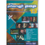 Planet Pop 13 Videoclipes Dvd  Lacrado Original