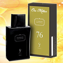 One Million 76 - Cazo By Lado Z - Clássicos Marcantes 100ml