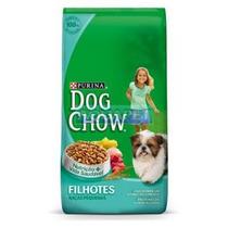 Ração Dog Chow Filhote Raças Pequenas 15kg