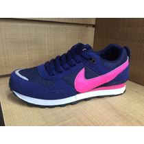 Sapatenis Feminino Mocassim Nike Pronta Entrega
