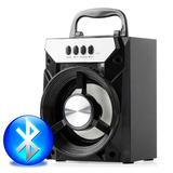 Caixa Caixinha Som Portátil Bluetooth Mp3 Pen Drive Fm E83