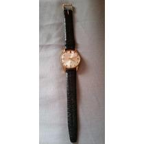 Relógio Antigo Leroy 17 Rubis Parado\quebrado P\reparo\peças