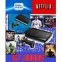 Videogame Playstation 3 Super Slim 250 Gb + 67 Jogos Atuais