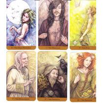 Tarot Do Reino Invisível (78 Cartas) Frete Grátis!