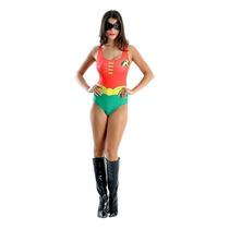 Fantasia Body Robin Feminina