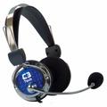Fone De Ouvido Com Micofone C3tech Gamer Pterodax