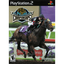 Jogo Breeders¿ Cup World Thoroughbred Championships Para Ps2